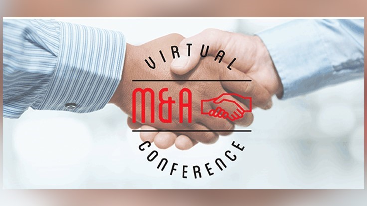 PCT's M&A Virtual Conference is August 21