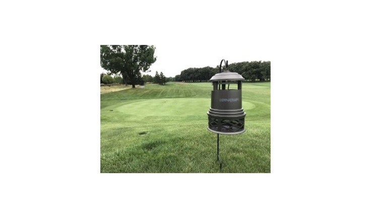 DynaTrap donating insect traps for 2019 BMW Championship
