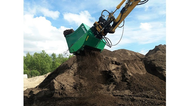 Ransome Attachments adds Cobra screening buckets to its lineup