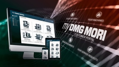 DMG MORI automation, digitization at EMO