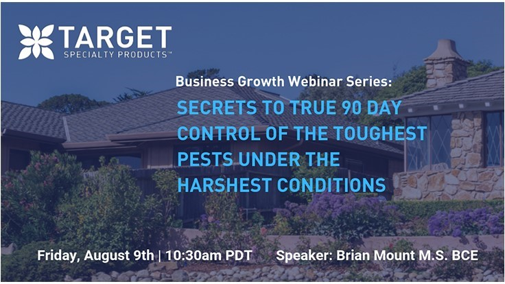 Target Specialty Products to Host Business Growth Webinar