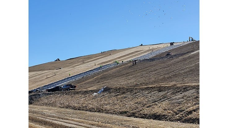 Ohio board approves renewal permit at Sunny Farms Landfill