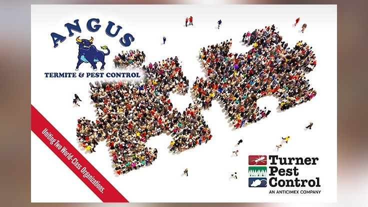 Turner Pest Control Acquires Angus Pest Control