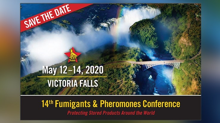 Dates, Location Announced for 14th Fumigants & Pheromones Conference