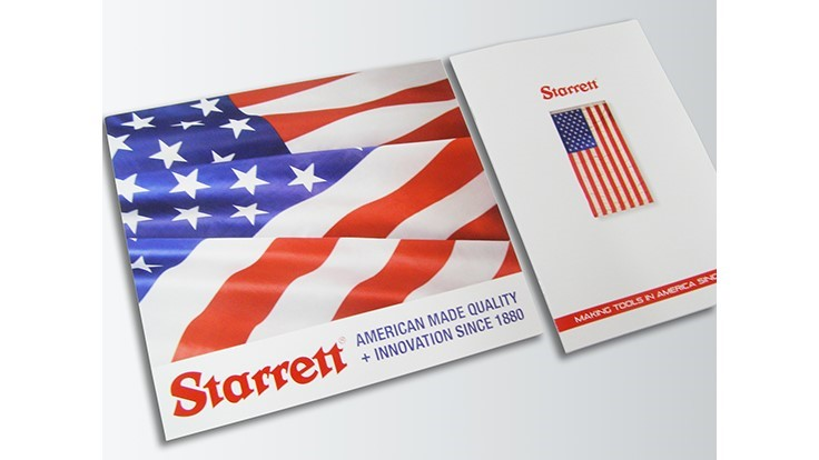 Starrett salutes made in America