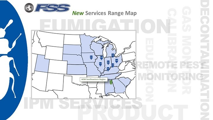 FSS Expands Coverage Area
