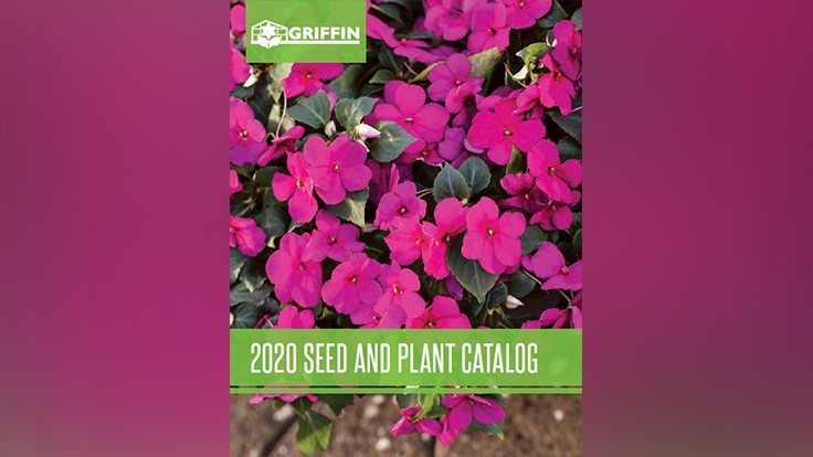 Griffin Greenhouse Supplies publishes 2020 catalog