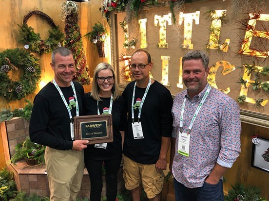 2019 Farwest Best in Show booth award winners announced