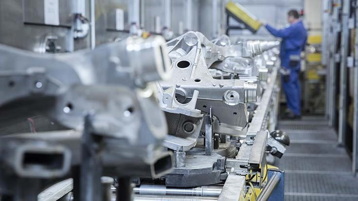 Benteler sheds distribution business to focus on auto parts development