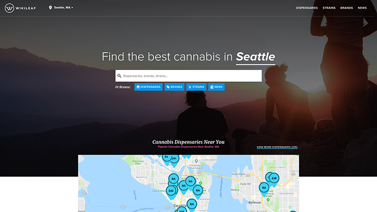 Wikileaf, Weedmaps Cutting Off Illicit Businesses