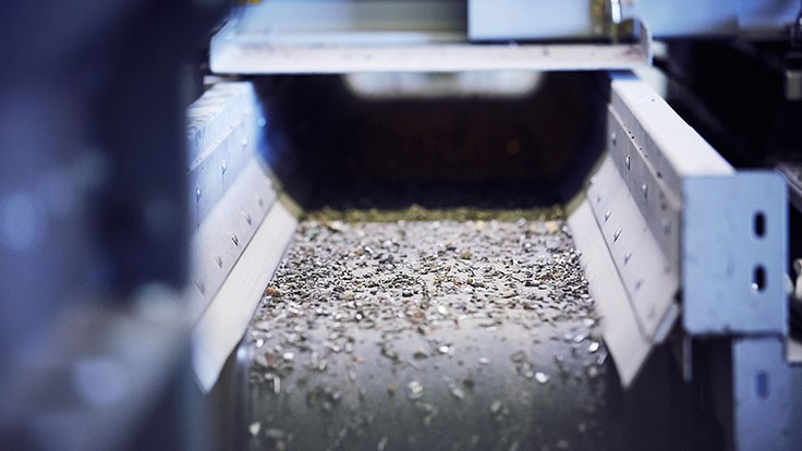 Tomra Sorting Recycling to launch X-Tract X6 fines sorter