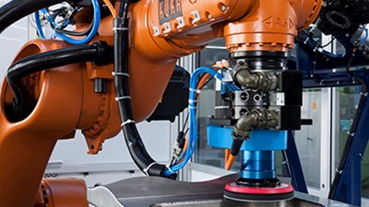 Suhner robot solutions for automated manufacturing