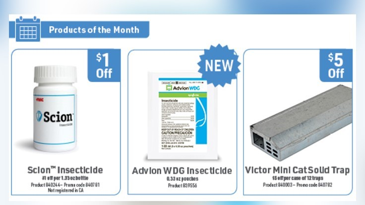 Univar Solutions Announces September Products of the Month