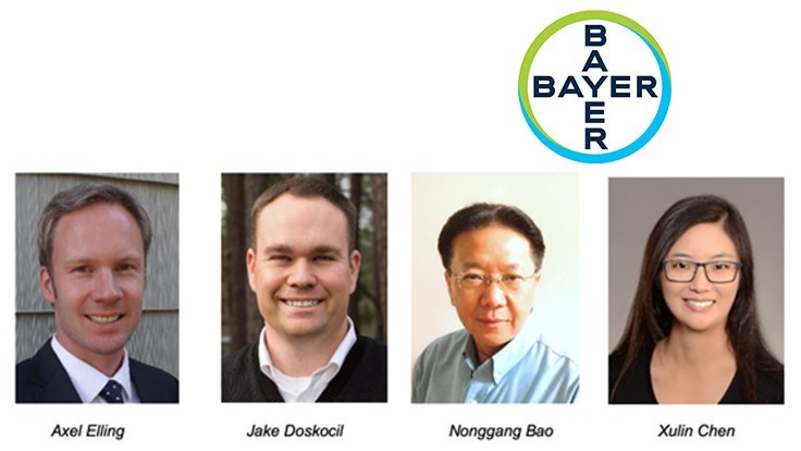 Bayer fills four leaderships roles