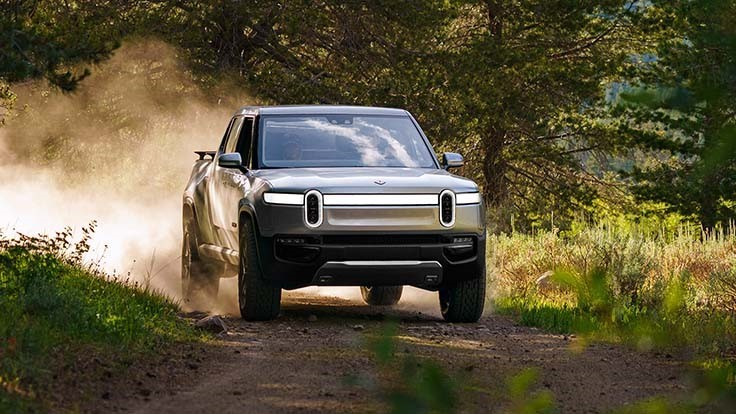 Rivian raises more startup funds