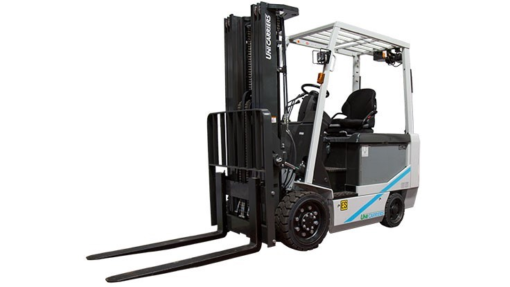 UniCarriers Americas launches BXC65 electric forklift