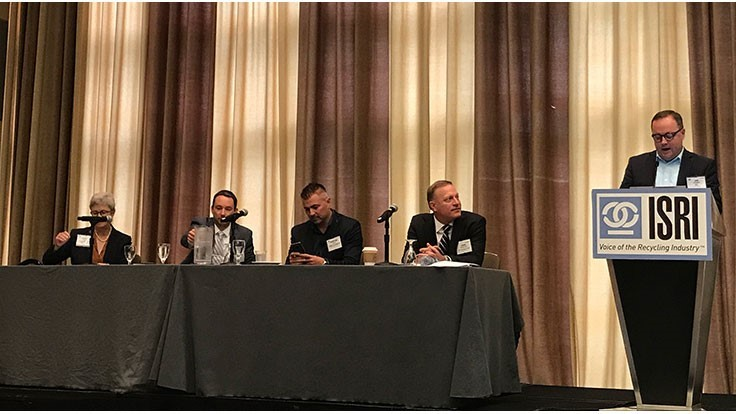 ISRI 2019 Commodities Roundtable Forum: Tariffs impede aluminum flow