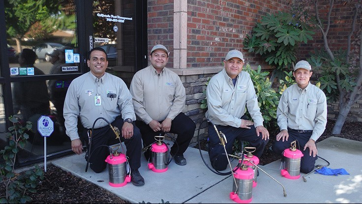 California Pest Management 'Goes Pink' for Breast Cancer Awareness Month