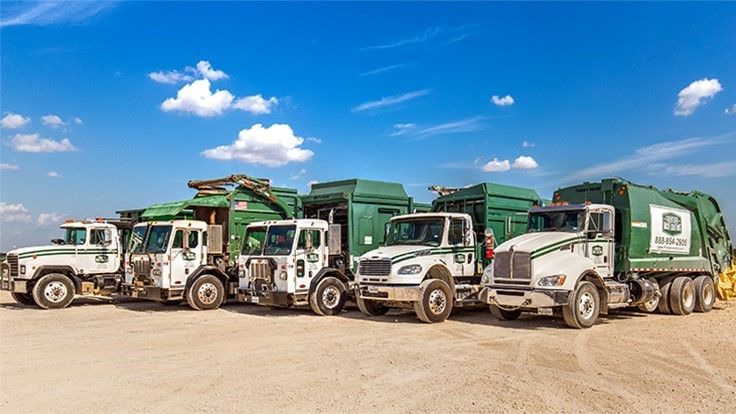 Frontier Waste Solutions expands reach in Texas