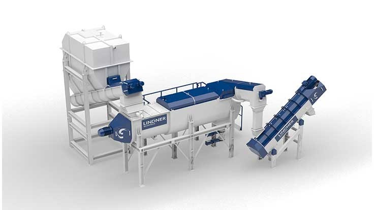 Lindner to debut hot-wash system at K 2019