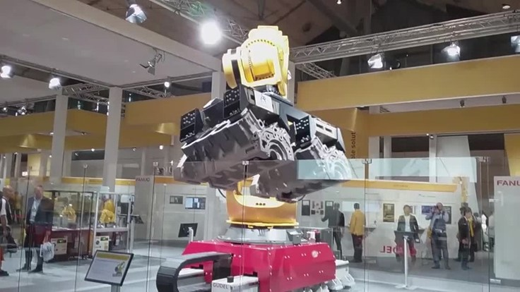 EMO Hannover 2019 (Video)