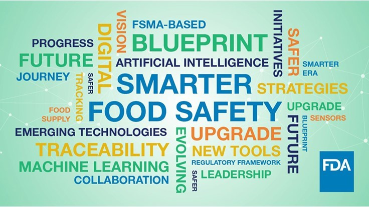 FDA to Hold Public Meeting on the New Era of Smarter Food Safety in October