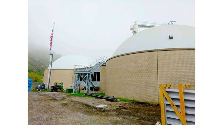 Quasar, wastewater authority partner on anaerobic digestion project