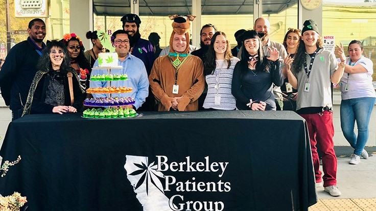 Berkley Patients Group employees
