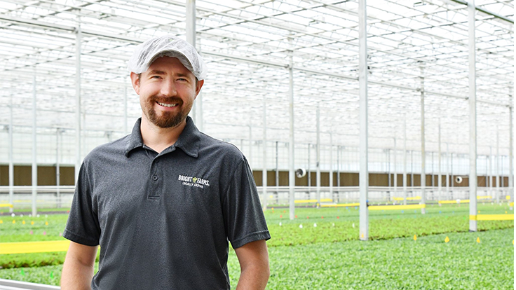 BrightFarms expands retail presence with Crosset Company partnership