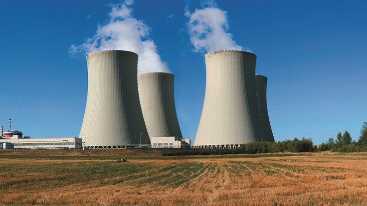 DOE to demolish 18 structures on nuclear research site