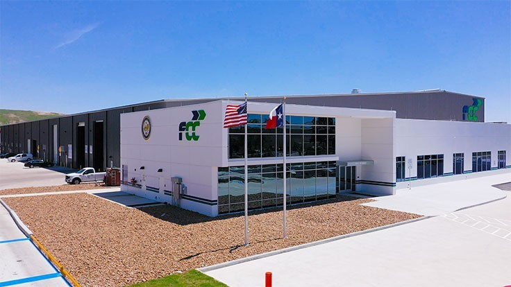 FCC's Houston MRF tackles contamination