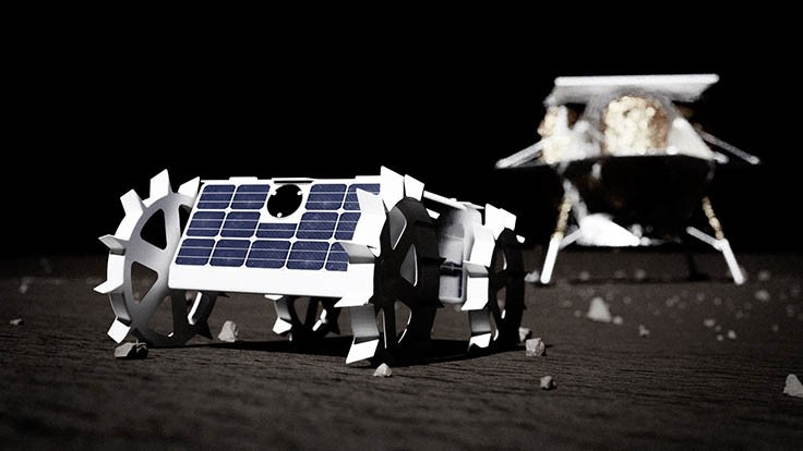NASA reveals small business partnerships for Moon, Mars technologies