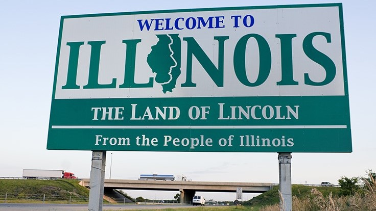 Illinois Releases 'Disproportionately Impacted Areas' Map for Adult-Use Cannabis Business Licensing