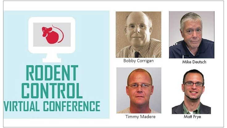 Sixth Annual PCT Rodent Control Virtual Conference