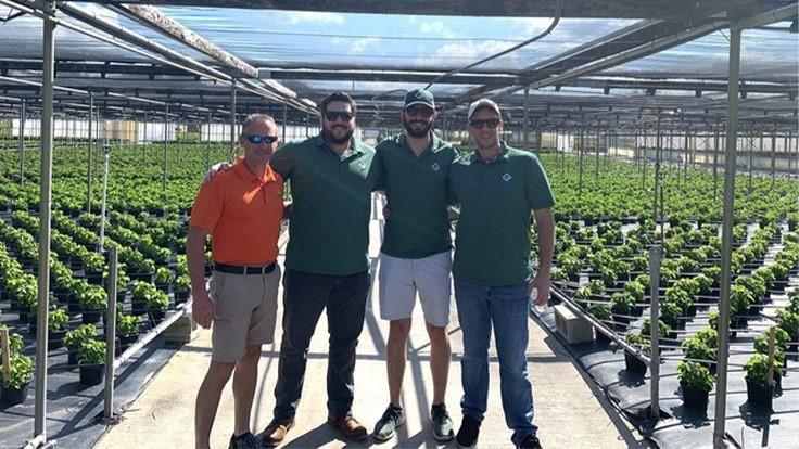 Green Point Research acquires Sunshine Growers nursery