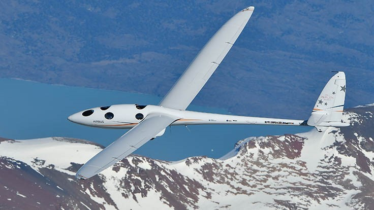 Airbus Perlan Mission II wraps up Season 4