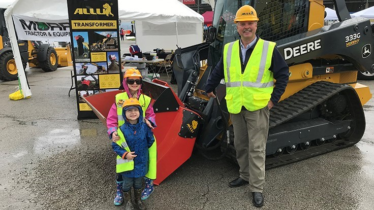 ALLU Group joins Dozer Days KC as sponsor