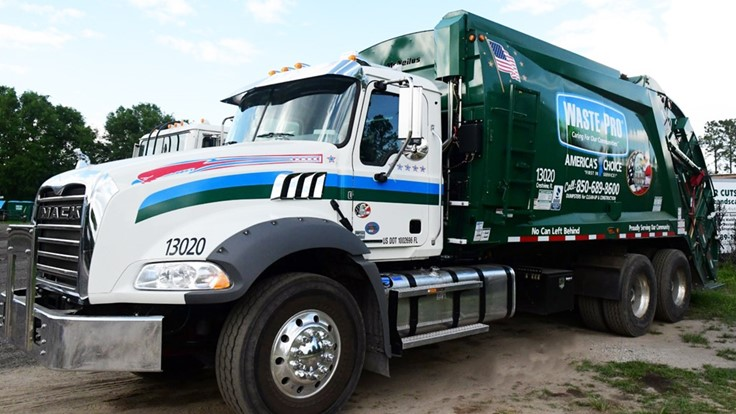 How today's waste companies are embracing tomorrow's fleet technologies