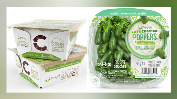Mucci Farms to showcase Simple Snack series at PMA Fresh Summit