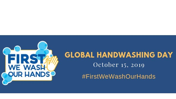 First We Wash Our Hands