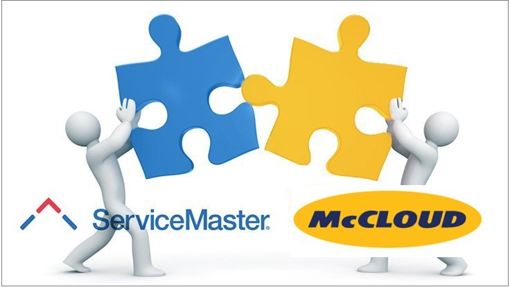 ServiceMaster Acquires McCloud Services