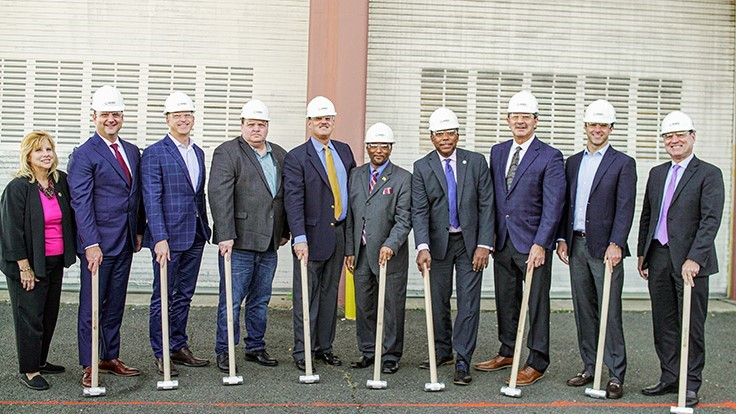Aries Clean Energy breaks ground on New Jersey gasification facility