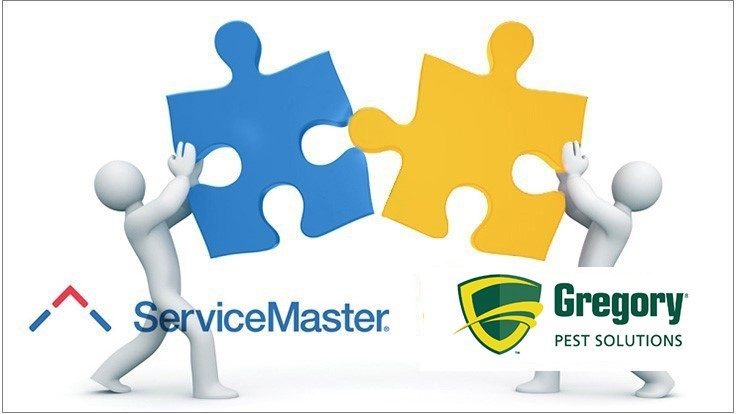 ServiceMaster Announces Acquisition of Gregory Pest Solutions