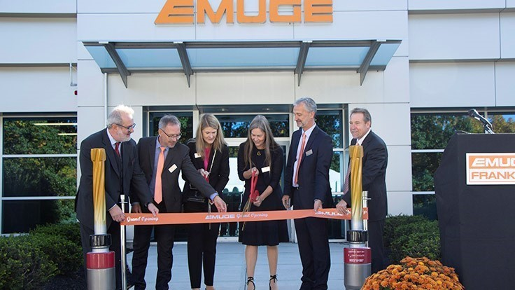 Emuge expands manufacturing facility