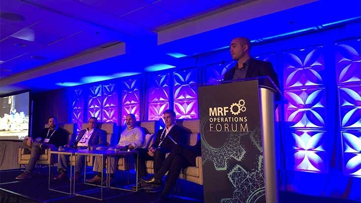 2019 MRF Operations Forum: Deep dive on robotics