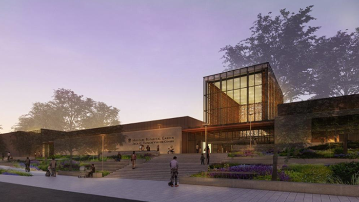 Missouri Botanical Garden to break ground on new visitor center