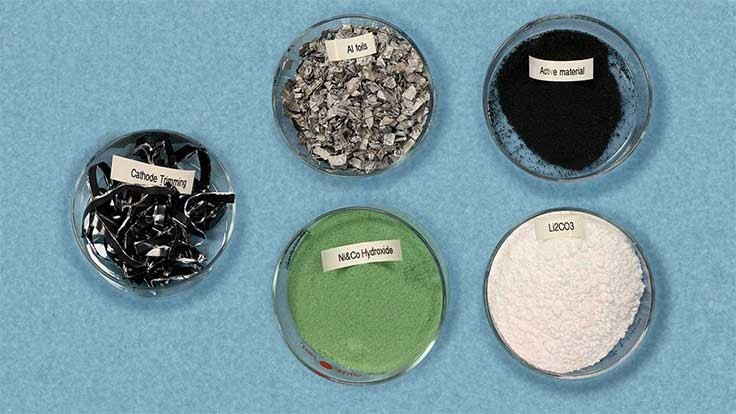 American Manganese receives initial lithium-ion battery recycling test results