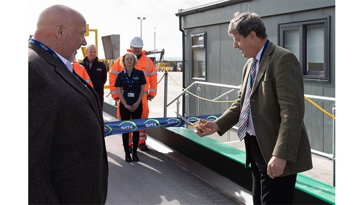 EMR opens new metal recycling facility in UK