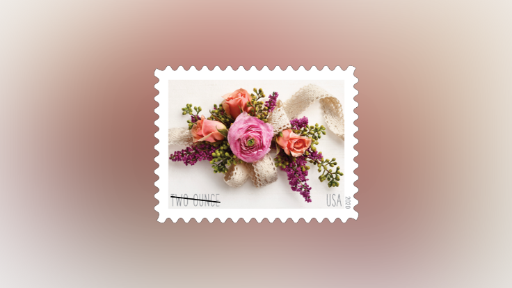 The Forever stamp collection unveils horticulture options for 2020