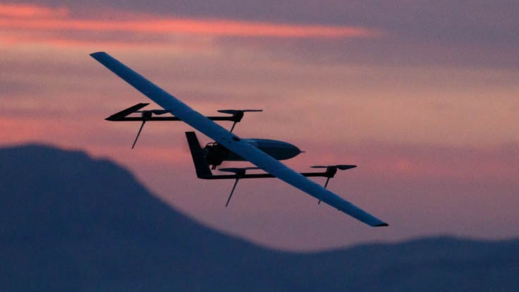 GE Aviation, Auterion, Hybrid Project team on commercial UAV